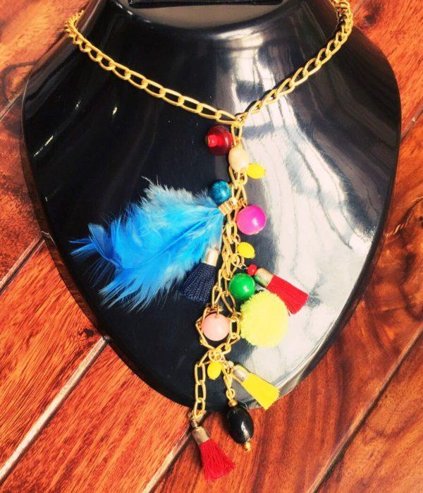 Long-Golden-Chain-Neckpiece-Tassels-Beads-Feather-01