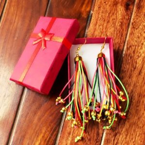Long-Multicoloured-Strings-With-Golden-Beads-Earrings-01