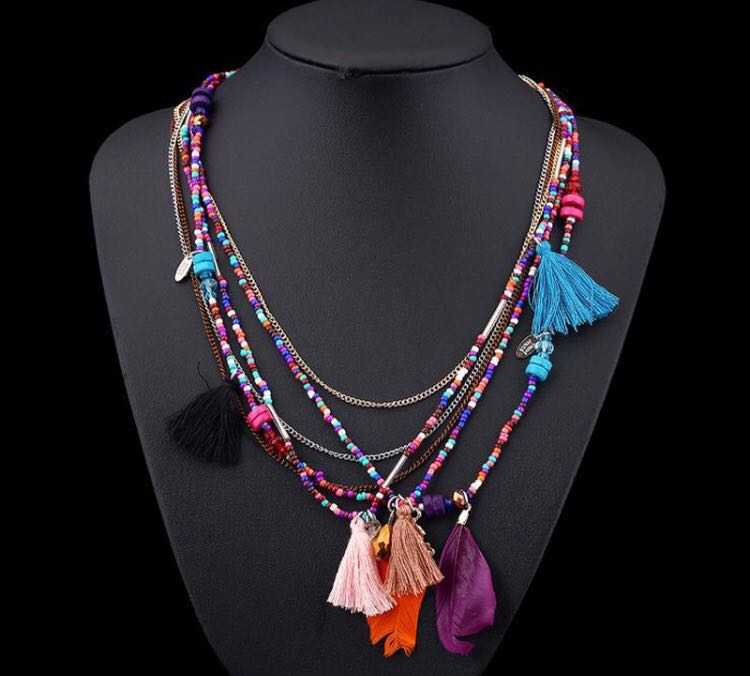 Multi-Layered-Necklace-With-Tassels-Beads-01