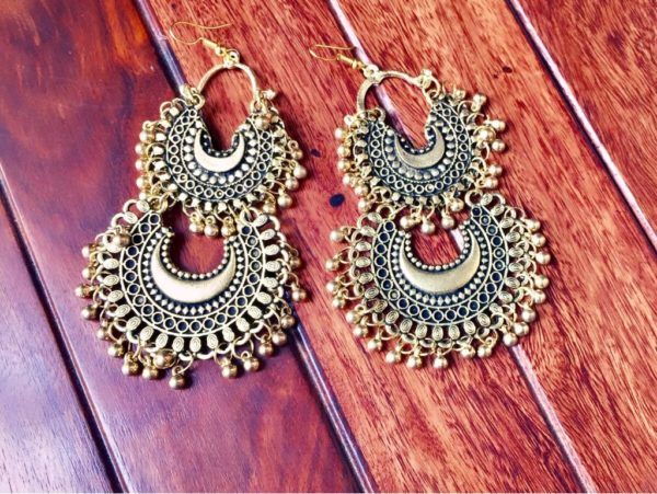 Afghani-Oxidised-Silver-NecklaceSet-With-Chandbalis-Antique-Gold-03