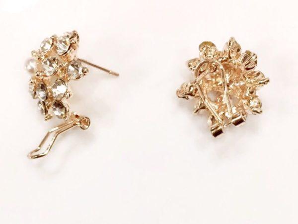 All-Crystal-Flower-With-Pearl-Stud-Earrings-03