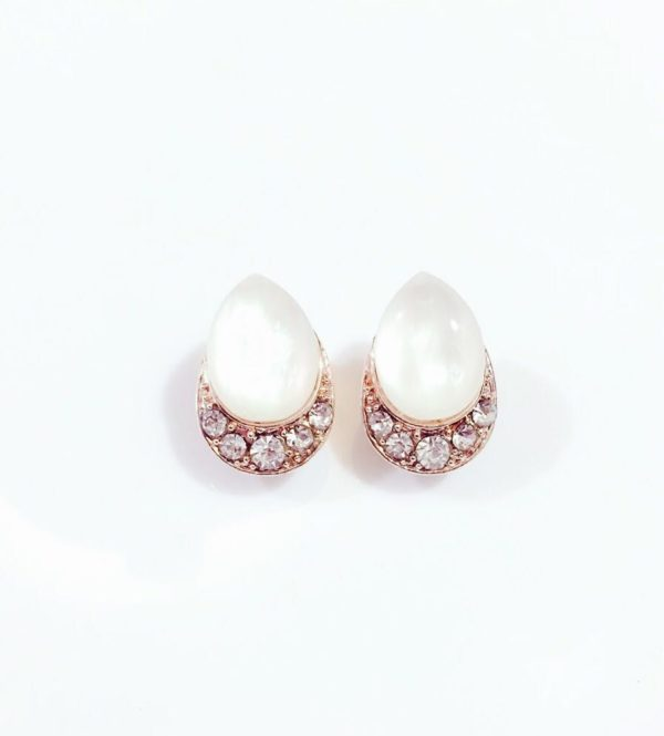 Drop-Shaped-Big-Stone-Party-Stud-Earrings-White-02