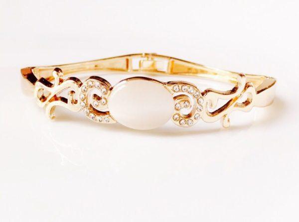 Golden-Pearl-Stone-Bracelet-015