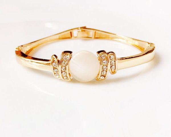 Golden-Pearl-Stone-Bracelet-018