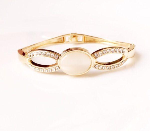 Golden-Pearl-Stone-Bracelet-019