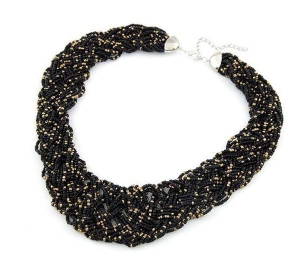 handcrafted-black-beads-necklace