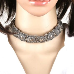 Bohemian-Metal-Crafted-Chokers-Silver-03