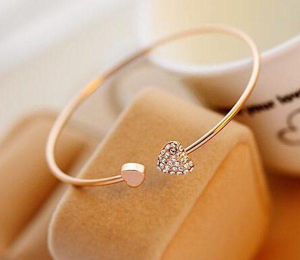 Double-Heart-Open-Bracelet-White-Stones-01