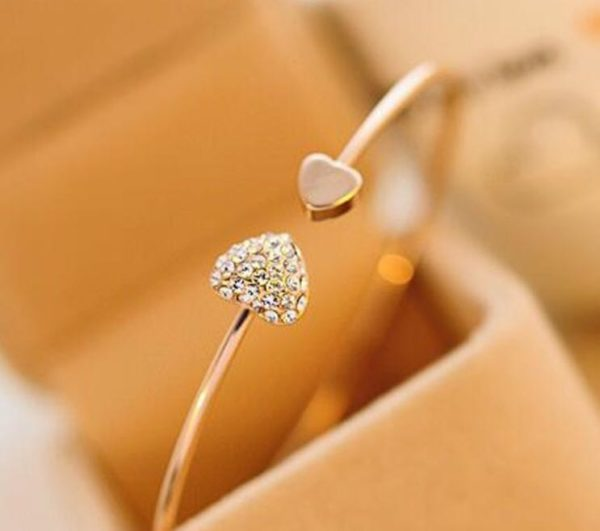 Double-Heart-Open-Bracelet-White-Stones-02