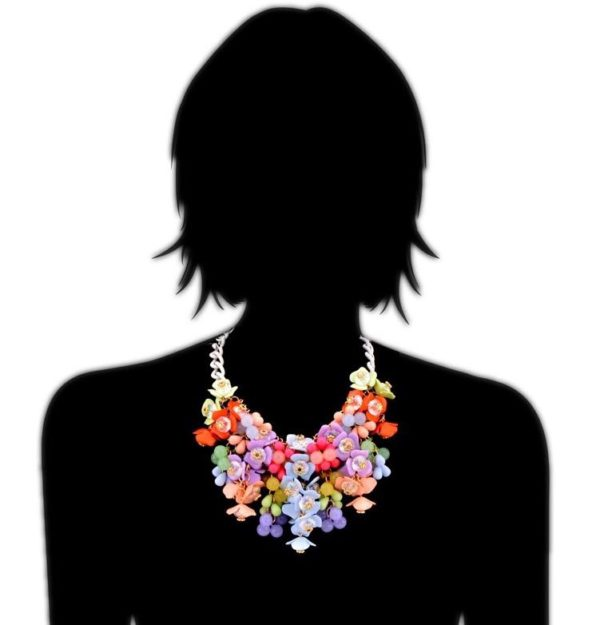 Floral-Statement-Necklace-Multicolor-02