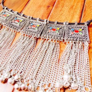 Long-Metal-Tassels-Turkish-Statement-Choker-Necklace-02