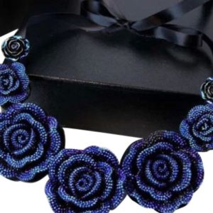 Romantic-Roses-Tie-Up-Necklace-Deep-Blue-01