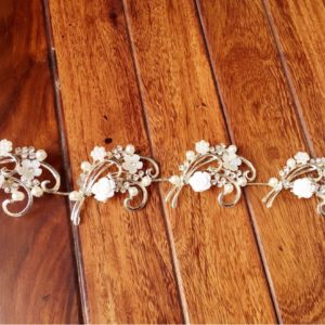 Silver-Hair-Accessories-With-Little-Flowers-01