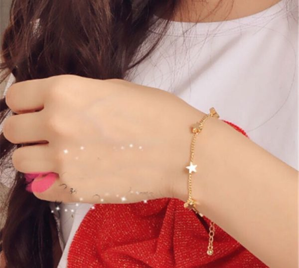 Golden-Chain-Bracelets-Moon-Hearts-01