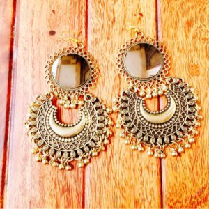 Hot-And-Trendy-Afghani-Oxidised-Silver-Earrings-01