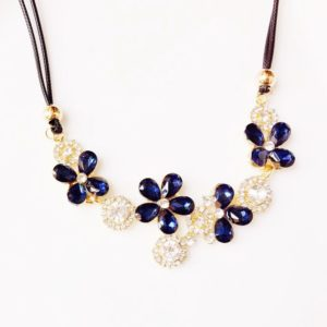 Party-Necklace-Blue-Crystals-Stones-Floral-01