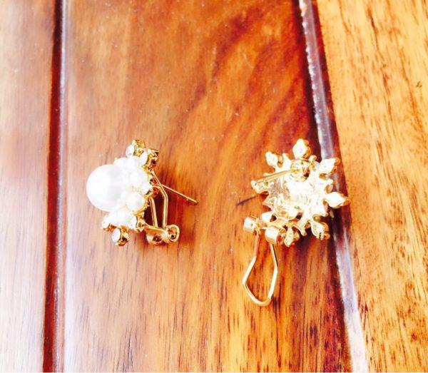 Round-Floral-Pearls-Rhinestones-Party-Stud-Earrings-03