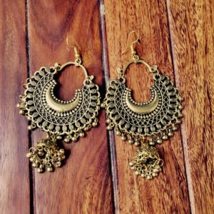 Hot-And-Trendy-Afghani-Oxidised-Silver-Earrings-06