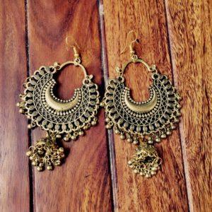 Hot-And-Trendy-Afghani-Oxidised-Silver-Earrings-06