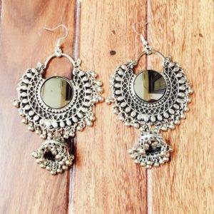 Hot-And-Trendy-Afghani-Oxidised-Silver-Earrings-07