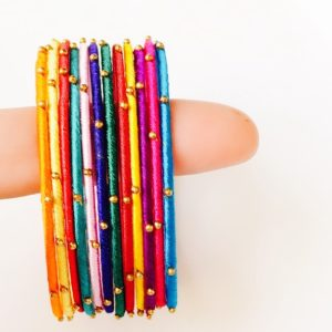 Multicoloured-Silk-Thread-Bangles-Set-Design-02b