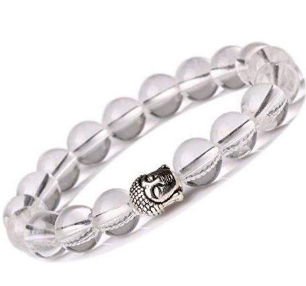 Sphatik-Crystal-Bracelet-Positive-Energy-With-Buddha-Head-Healing-01
